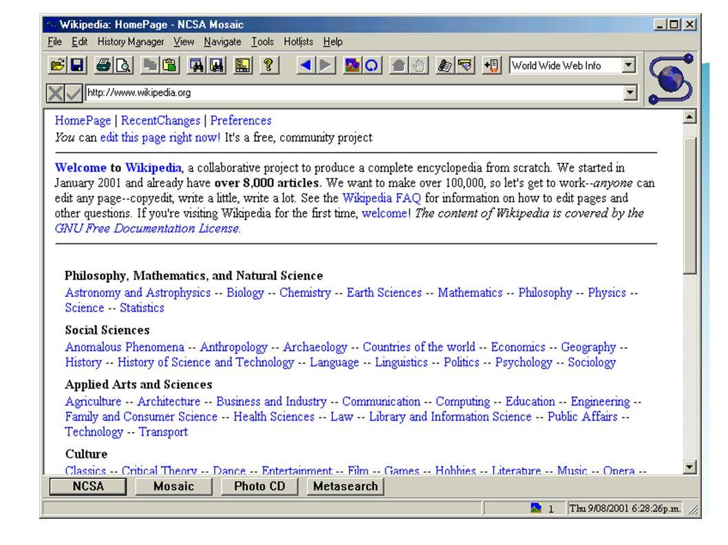 Finora abbiamo visto come inserire e formattare il testo allinterno delle nostre pagine Web.
