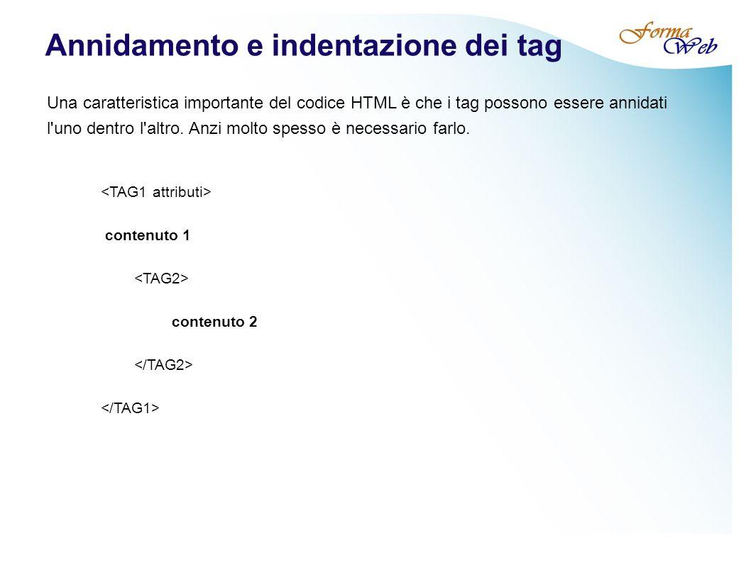 Esercizio 1 (da fare con css) Creare una cartella sotto C: con il vostro nome Creare nella cartella un documento HTML chiamato a piacere con i seguenti elementi: 1.