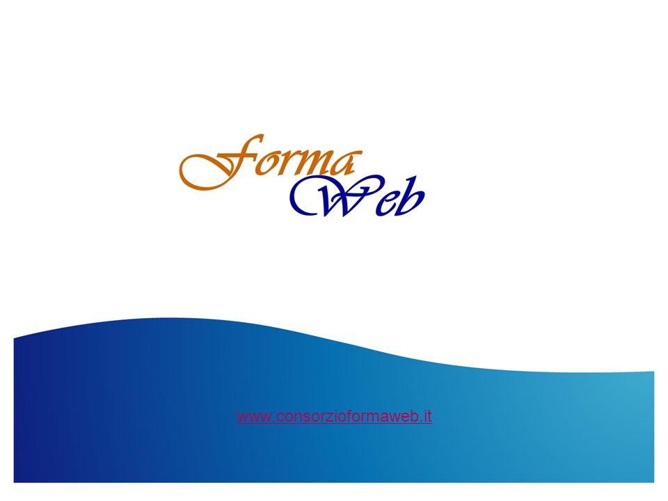 21 Titolo Presentazione / Data / Confidenziale / Elaborazione di... www.consorzioformaweb.it