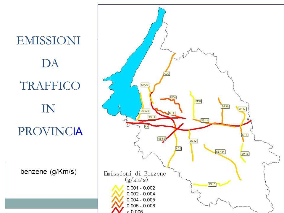12/02/2014 31 ARIA LE FONTI DI PRESSIONE del PM10 primario in provincia di VR (dati ARPAV)