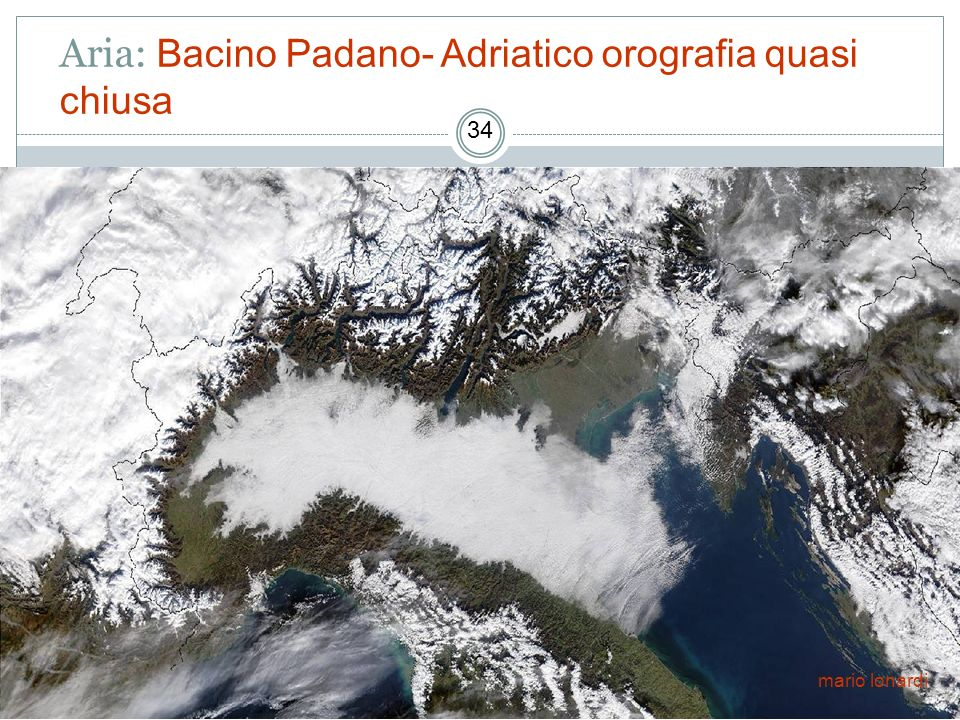 12/02/2014 33 IL SATELLITE PRODUCE UNA MAPPA DELL'INQUINAMENTO AEREO GLOBALE (NO2)