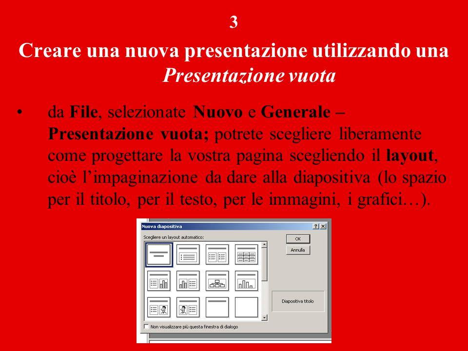 4 Colorare una presentazione 4.