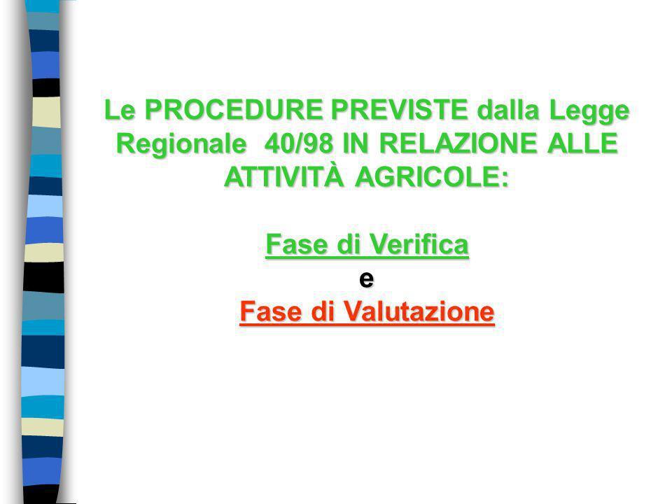 CODICE DI BUONA PRATICA AGRICOLA (Approvazione D.M. 19 aprile 1999)