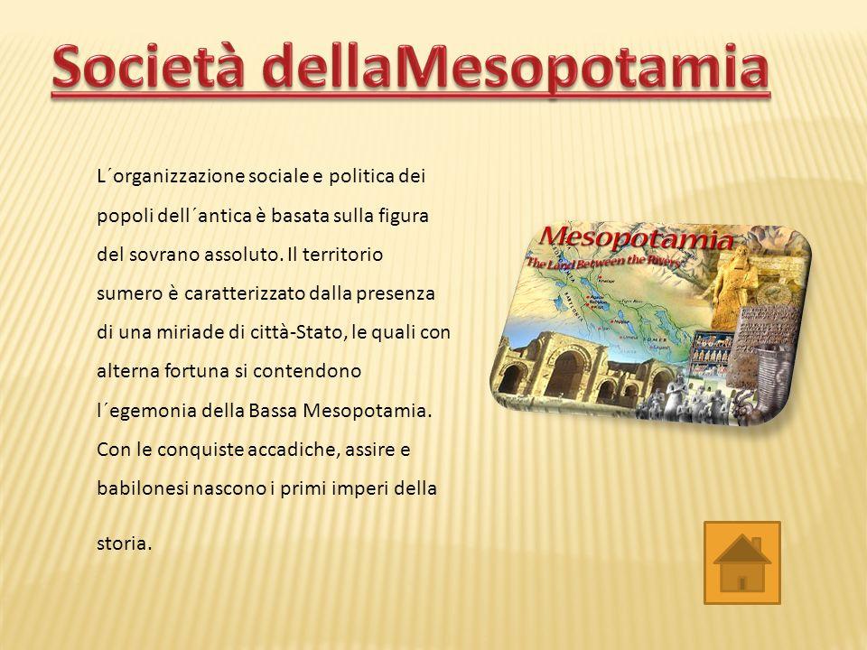 L´organizzazione sociale e politica dei popoli dell´antica è basata sulla figura del sovrano assoluto.