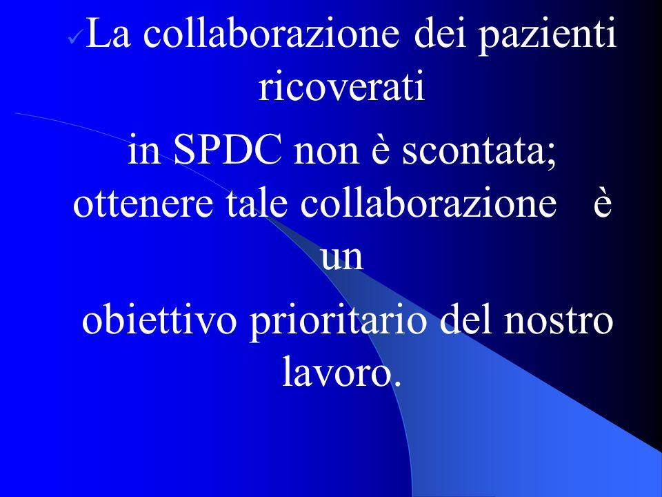 Curriculum dellIntervento (3) Formazione Formazione per gli SPDC di Arezzo, Firenze, Trento, (2004/2005); Campobasso (2006), Formazione per 50 operato
