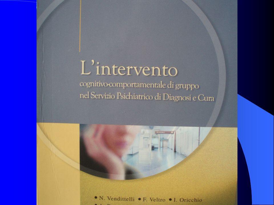 Curriculum dellIntervento (1) Inizio Introdotto per la prima volta con successo presso lo SPDC del San Filippo Neri di Roma nellanno 2000 Introdotto a