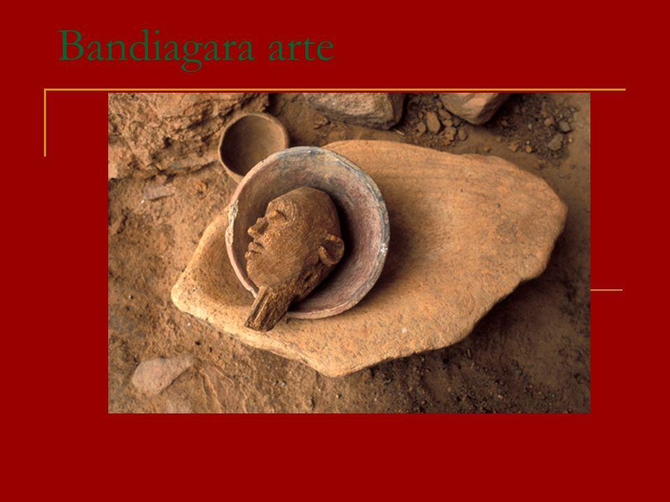 Bandiagara arte