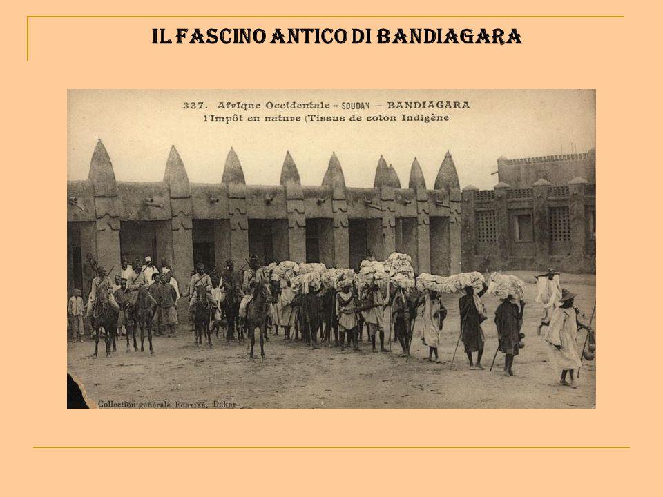 Il fascino antico di bandiagara