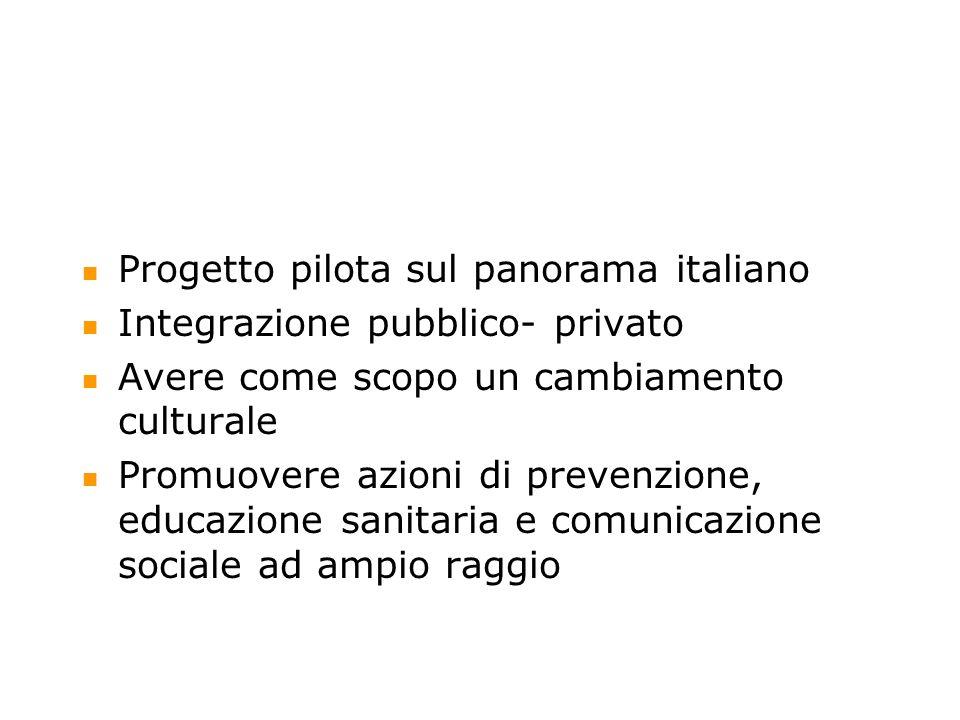 Punti di forza di Amalia e Telefono Speciale: Progetto pilota sul panorama italiano Integrazione pubblico- privato Avere come scopo un cambiamento cul