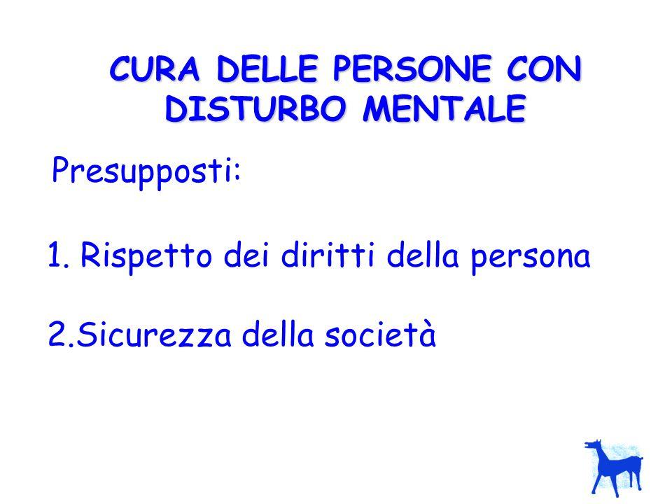 Prima legge nazionale sullassistenza psichiatrica in Italia L.
