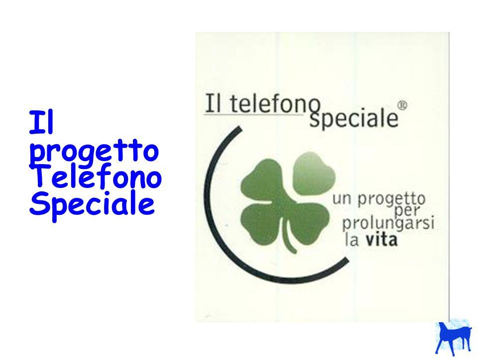 Il progetto Telefono Speciale