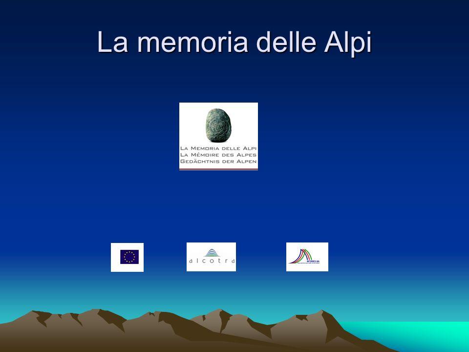 La memoria delle Alpi