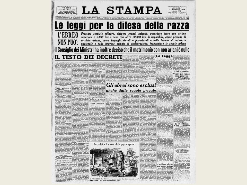 R.D.L.17 novembre 1938, n.