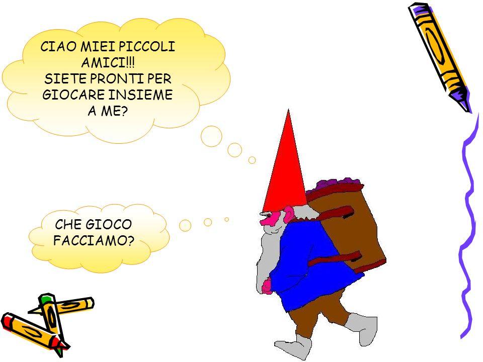 È FACILE… BASTA AVERE UN GUSCIO DI CASTAGNA!!.