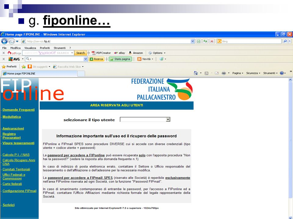 g. fiponline…