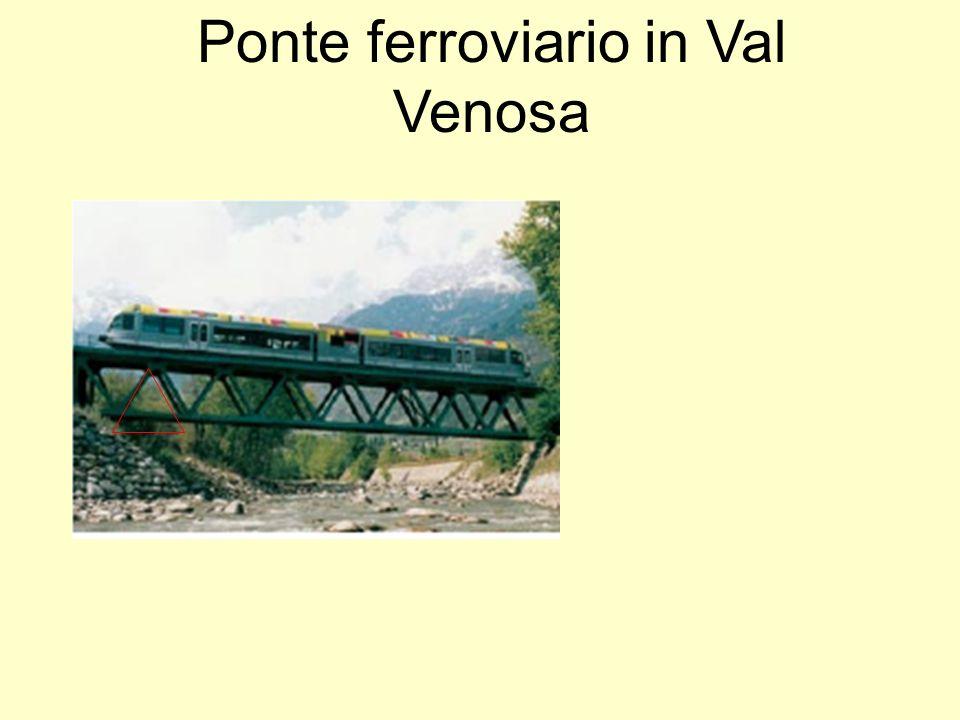 Ponte ferroviario in Val Venosa
