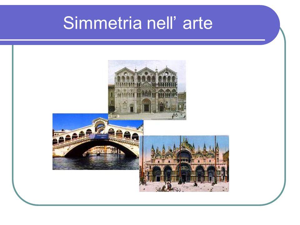 Simmetria nell arte