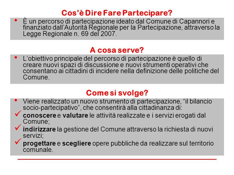 Il bilancio socio-partecipativo Il bilancio socio-partecipativo nasce dalla combinazione del bilancio sociale e del bilancio partecipativo.
