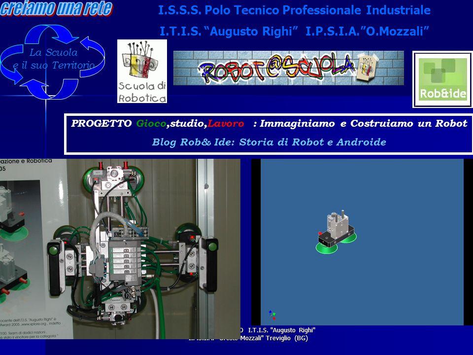 POLO TECNOLOGICO I.T.I.S. Augusto Righi I.P.S.I.A.