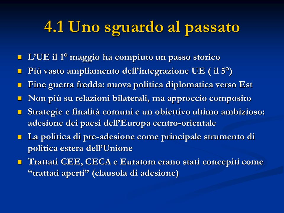 I punti deboli: Bulgaria Criteri politici Corruzione ancora elevata nella P.A.