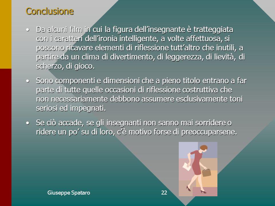 Giuseppe Spataro21 Pensare e riflettere assieme.