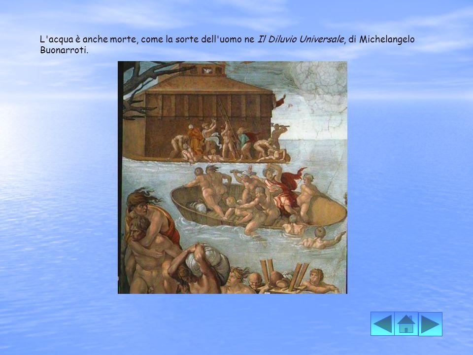 L acqua è magia ed incanto che cullano la nostra quiete nell osservare il Lago di Annecy, di Paul Cezanne.