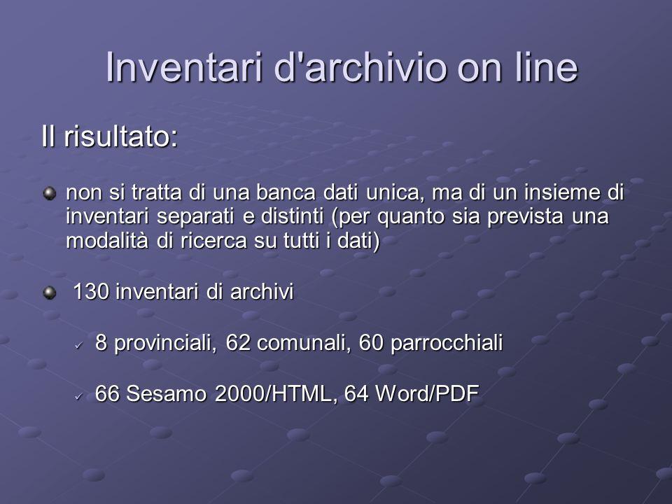 Recupero progetti della Soprintendenza Sistema Informativo degli Archivi Storici del Trentino acquisizione ottica del patrimonio pergamenaceo trentino riversamento da microfilm su supporto magnetico-ottico importazione dati da Sesamo 2000