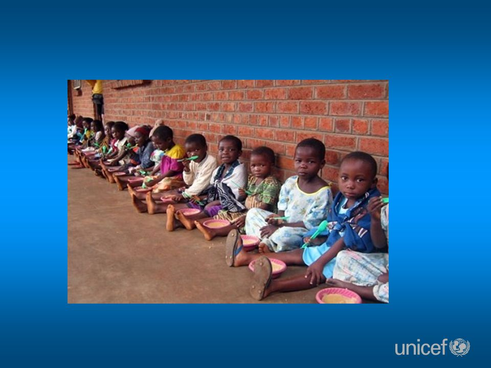 IL RUOLO DELLUNICEF Nel loro senso più profondo gli Obiettivi di Sviluppo del Millennio esprimono la necessità di offrire ai bambini più vulnerabili del pianeta le possibilità per raggiungere il loro pieno potenziale.