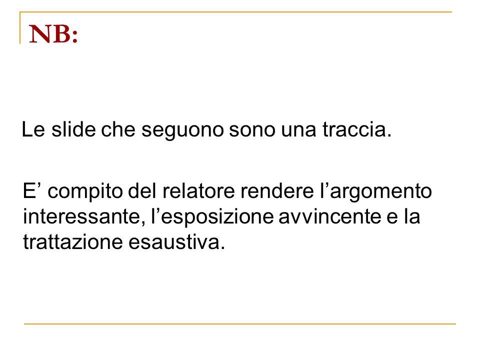 Alcuni argomenti saranno successivamente oggetto di specifici moduli di approfondimento tipo: - Sicurezza (D.Lgs.