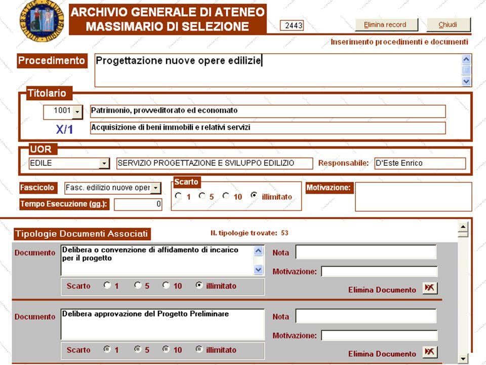 Il Manuale di gestione del protocollo informatico versione 2.0 Venezia IUAV, 19 aprile 2005 Università degli Studi di Padova Università degli Studi di