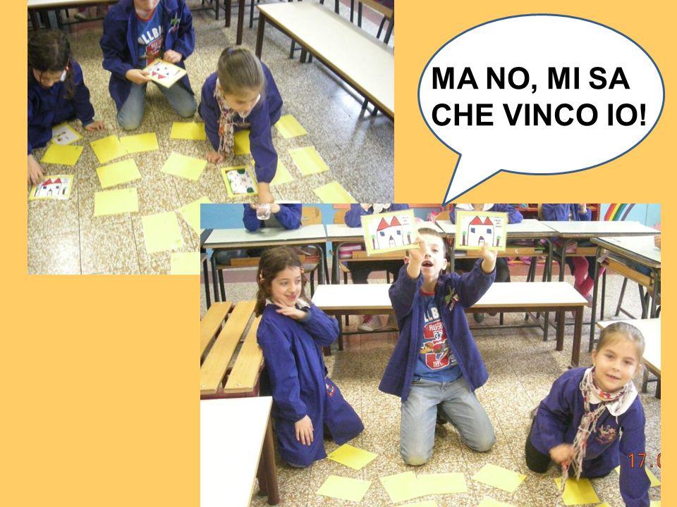 MA NO, MI SA CHE VINCO IO!
