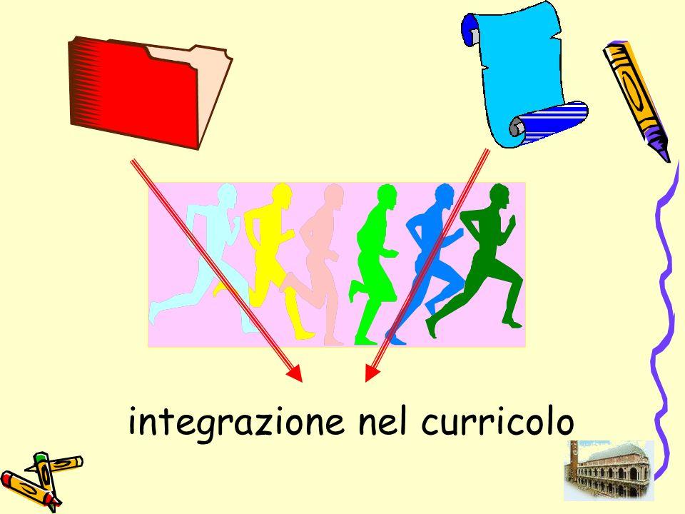 29 integrazione nel curricolo