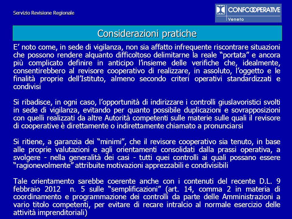 Servizio Revisione Regionale Quale il rito applicabile, allora, se il rapporto associativo/mutualistico dovesse forzatamente concludersi.