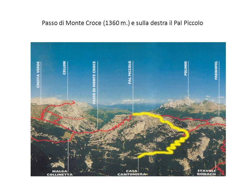 DUE PASSI TRA LE TRINCEE USCITA STORICO NATURALISTICA 29 OTTOBRE 2010 CLASSI 5A E 5C LICEO SCIENTIFICO N. COPERNICO UDINE