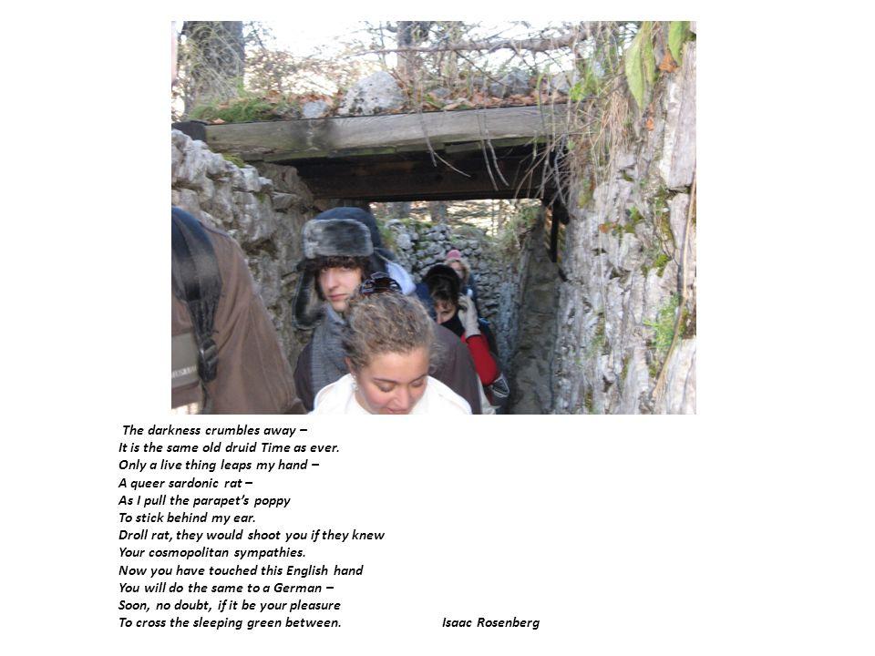 Camminando nelle trincee Di tutti i momenti della guerra, quello precedente lassalto era il più terribile. Pronti per lassalto! ripeté ancora il capit