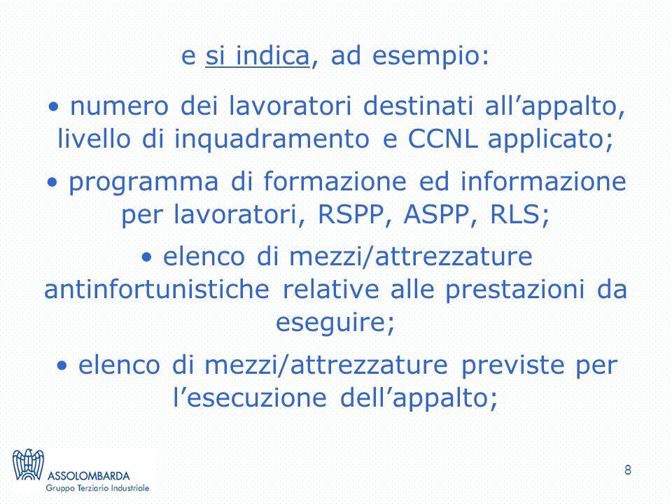 19 Circolari del Ministero del lavoro: 28 settembre 2006, n.