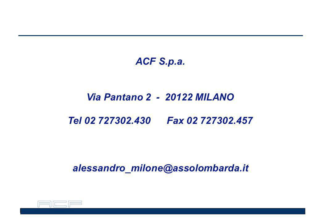 ACF S.p.a.
