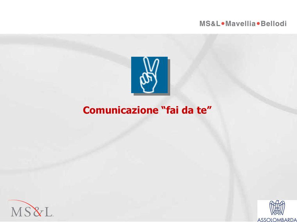 Gli strumenti della comunicazione.…….