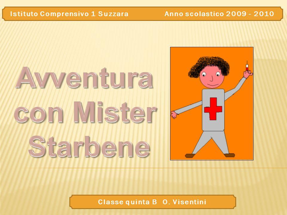 Istituto Comprensivo 1 Suzzara Anno scolastico 2009 - 2010 Classe quinta B O. Visentini