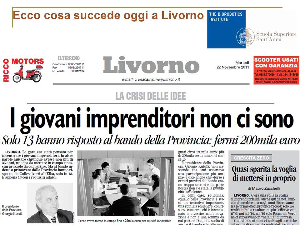 Ecco cosa succede oggi a Livorno