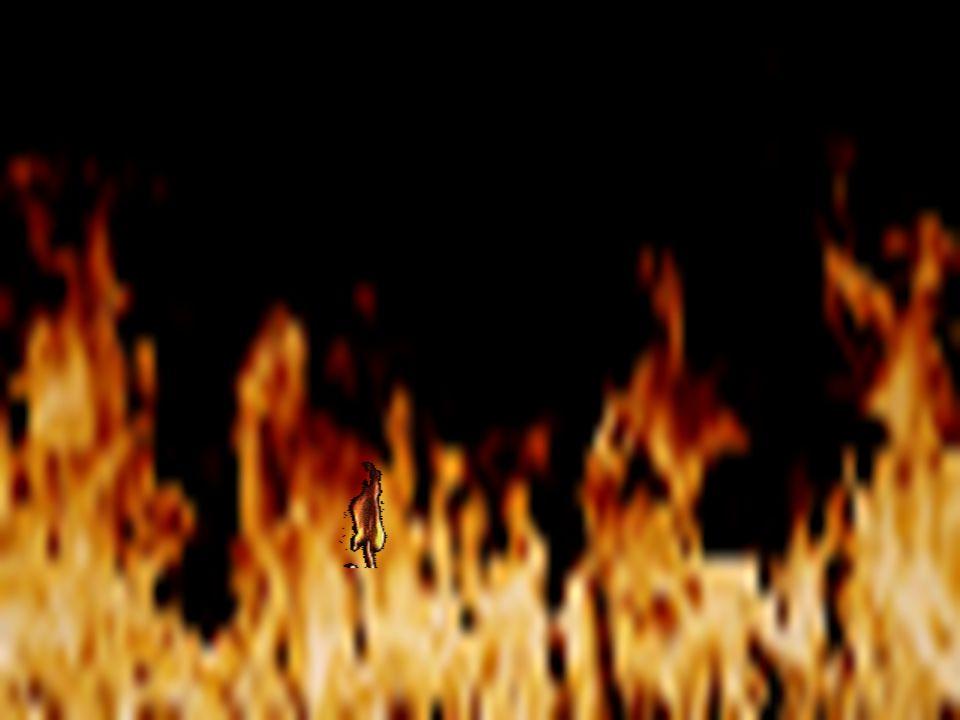Sei inferiore!! Bla, bla, bla….. Mmm…. Questo è il rumore di un incendio!