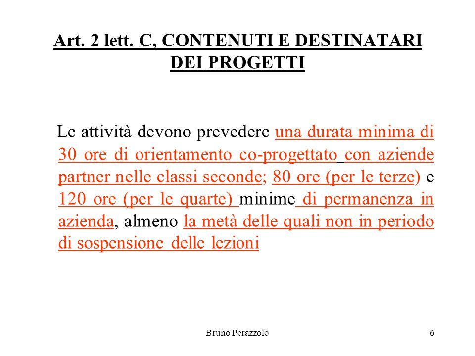 Bruno Perazzolo6 Art. 2 lett.
