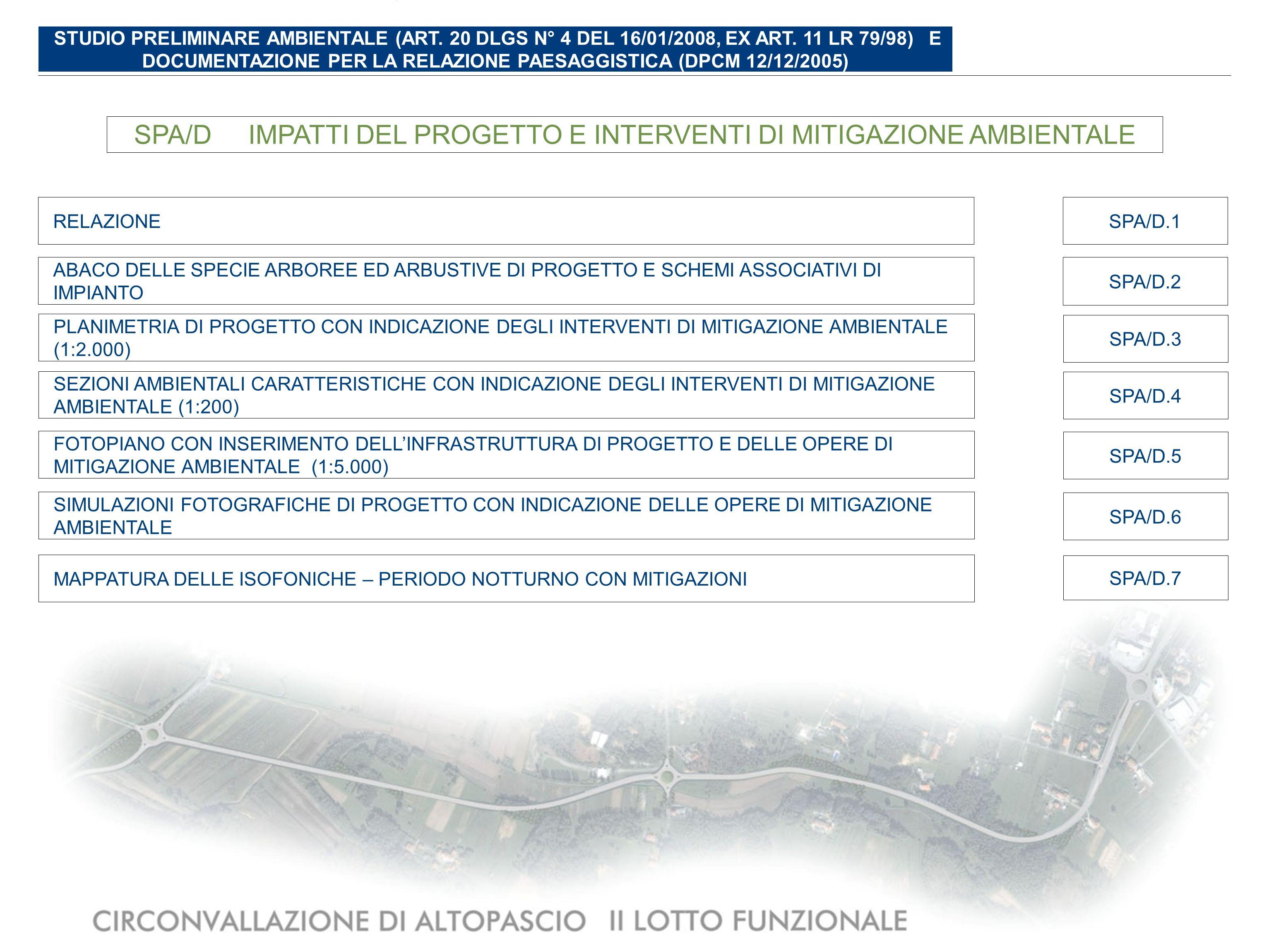 ALLEGATO 1 – STUDIO DI FATTIBILITA PROPEDEUTICO ALLA PROGETTAZIONE DEL III LOTTO FUNZIONALE COROGRAFIA – SISTEMA DELLA TANGENZIALE DI ALTOPASCIO ALL.1/1.1 COROGRAFIA – III LOTTO FUNZIONALE ALL.1/1.2 STRALCIO P.A.I.