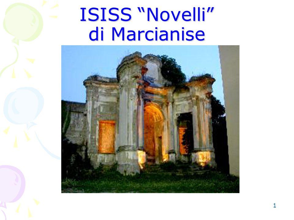 1 ISISS Novelli di Marcianise