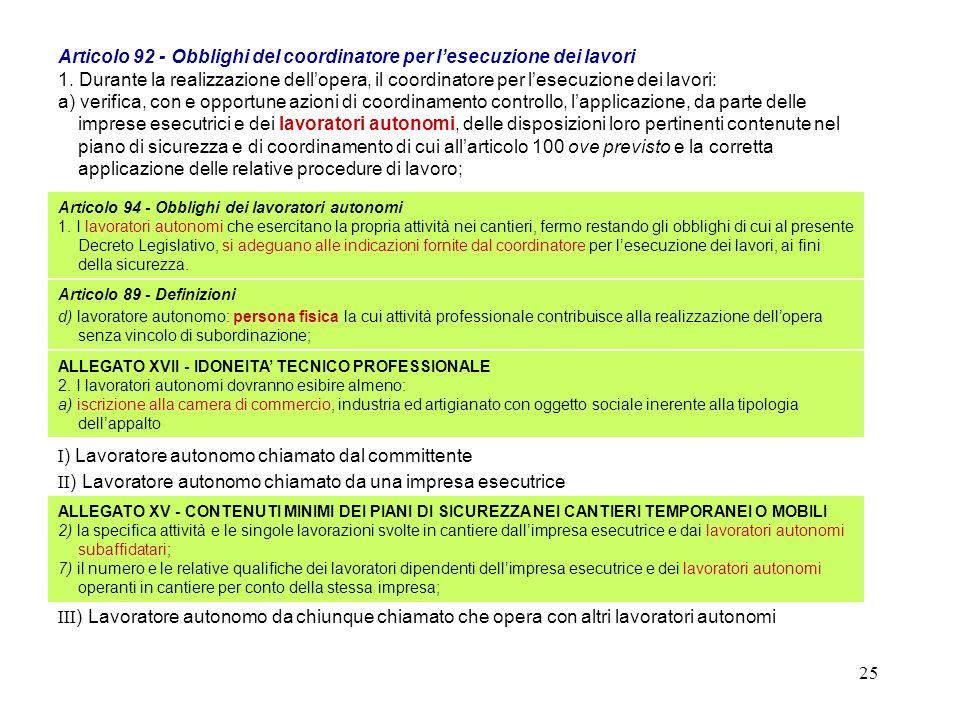 24 Obblighi di trasmissione Art. 101, comma 1, D.Lgs 81/08 - Il committente o il responsabile dei lavori deve trasmettere il PSC a tutte le imprese in