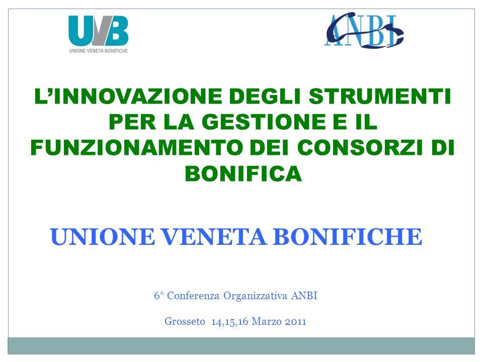 6 a Conferenza Organizzativa ANBIGrosseto, marzo 2011 STRUMENTI UNIFORMATI A SEGUITO DELLAPPLICAZIONE DELLA LR N.