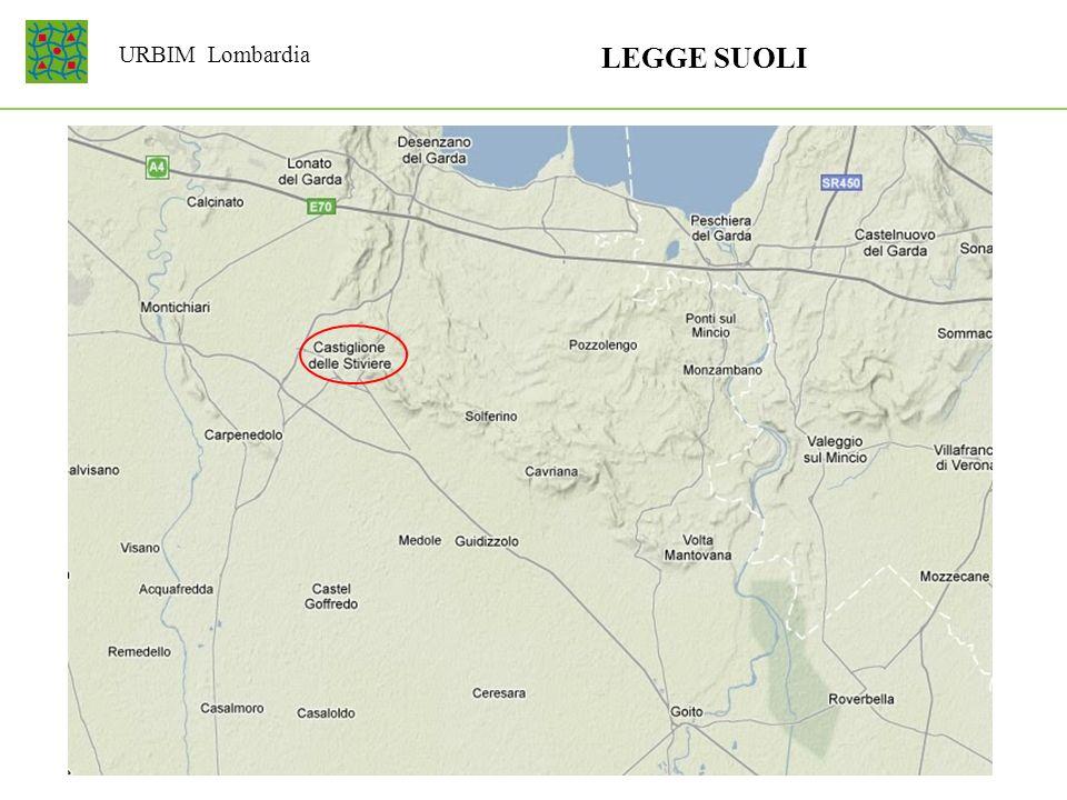 URBIM Lombardia LEGGE SUOLI