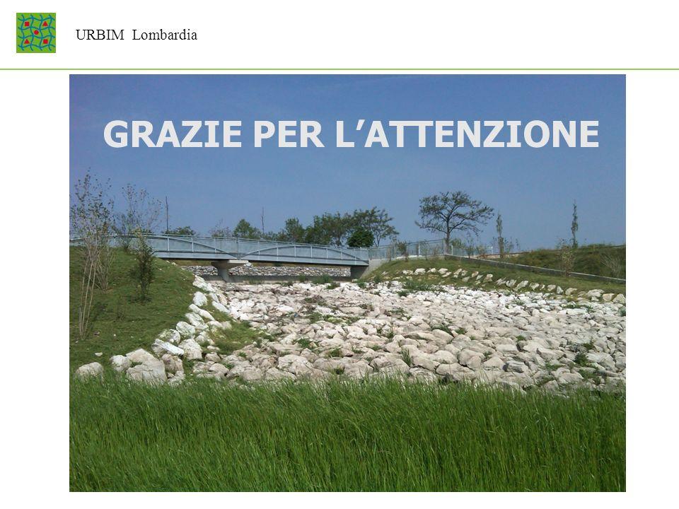 URBIM Lombardia GRAZIE PER LATTENZIONE