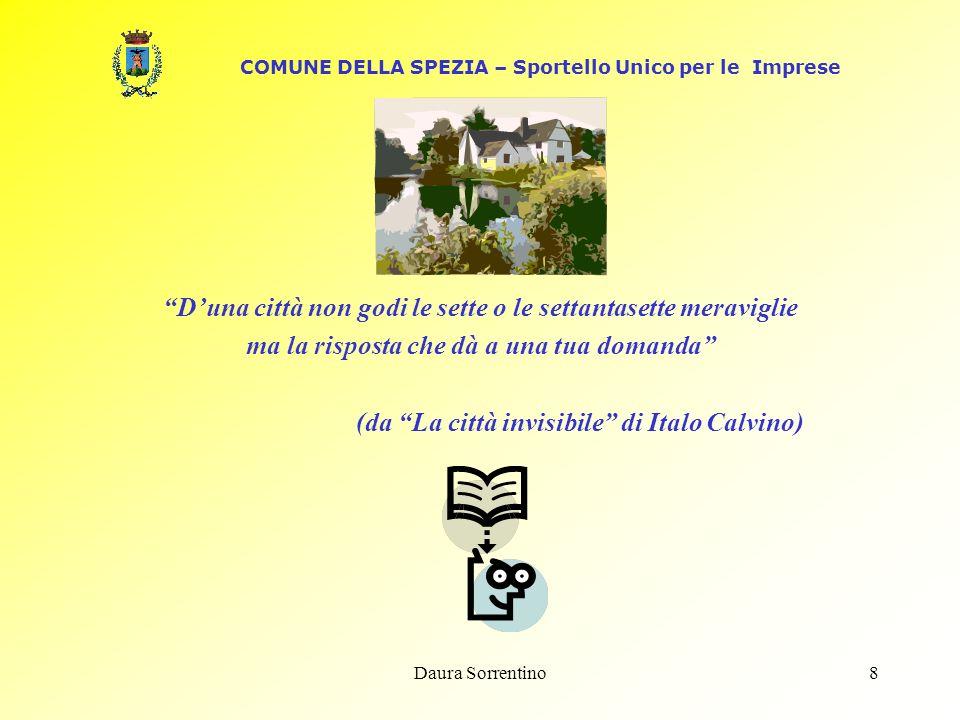 Daura Sorrentino28 Il dialogo on line con la P.A.