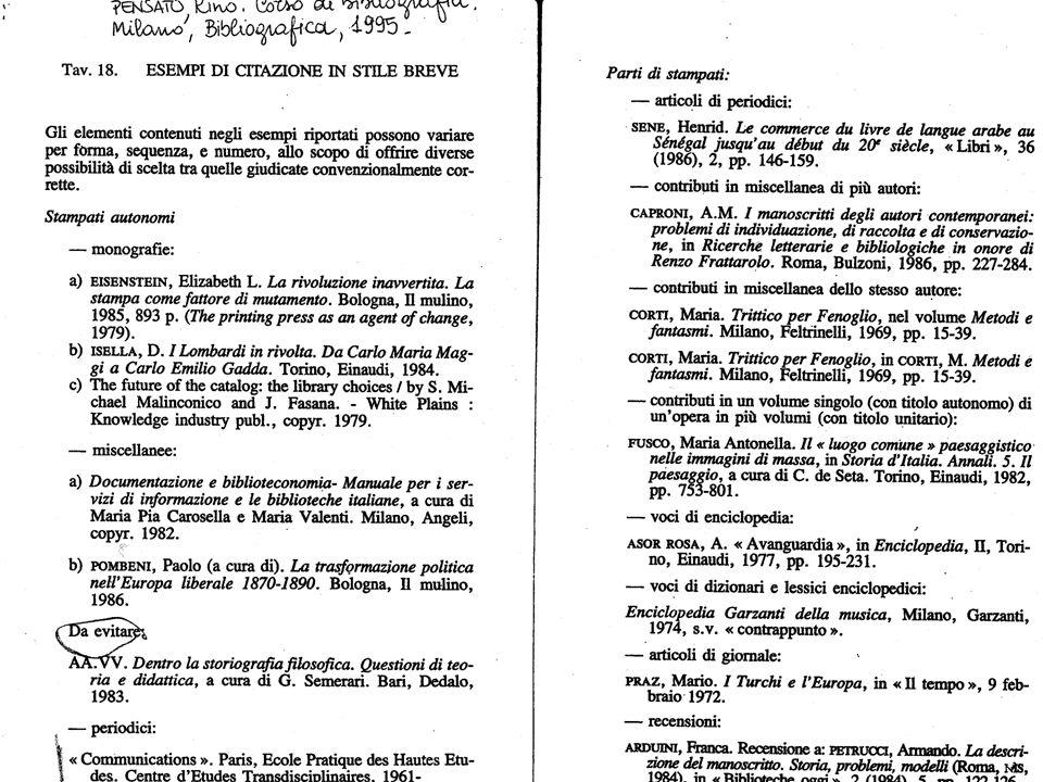 2/16/2014 La Biblioteca e le sue risorse31